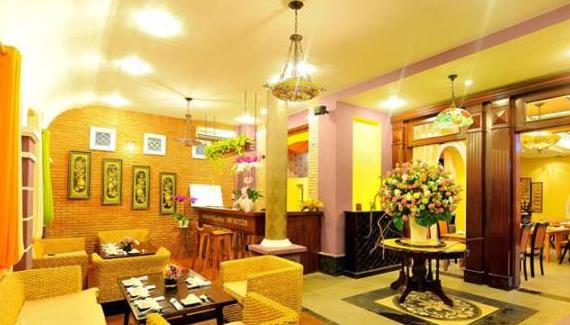 Nhà hàng ngon đẹp ở sài gòn An Duyên