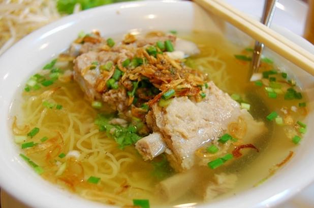 Món ăn đặc trưng ở Sài Gòn