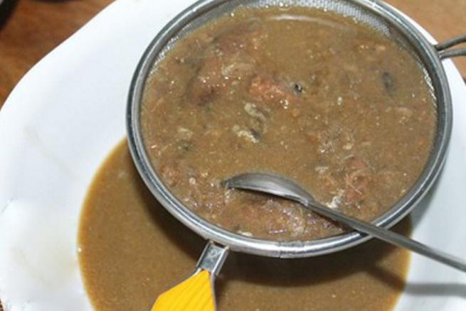 Cách nấu bún mắm Sài Gòn