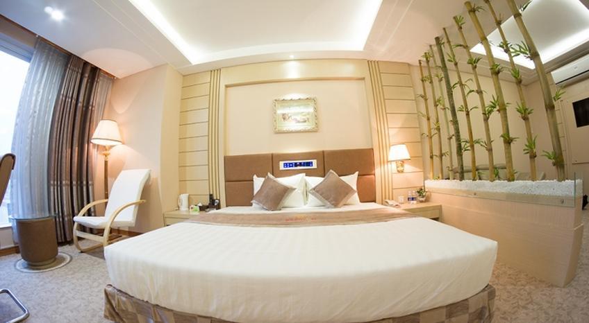 Phòng ngủ tiện nghi (nguồn sưu tầm)