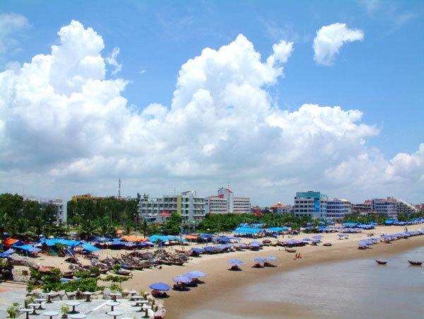 Địa điểm du lịch biển Sầm Sơn Thanh Hóa