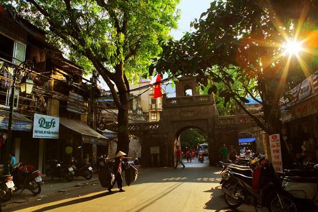 phố cổ điểm đến hấp dẫn khi du lịch hà nội