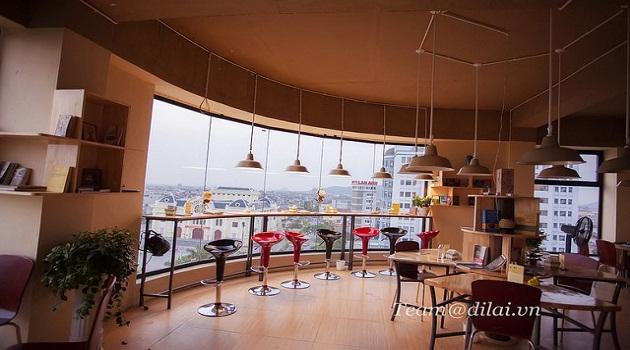 Quán cafe Sen 8 Thanh Hóa: Quán cafe Thanh Hóa