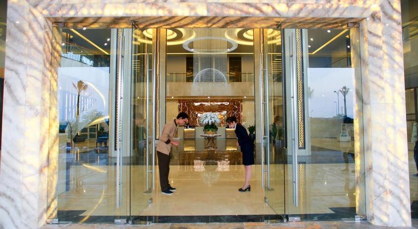 Central Hotel là một khách sạn 5 sao tại Thanh Hóa