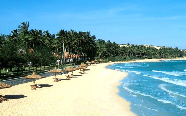 Bãi tắm chính Mỹ Khê Đà Nẵng