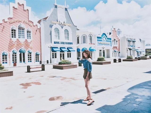Bà Nà Hill - khu du lịch Đà Nẵng