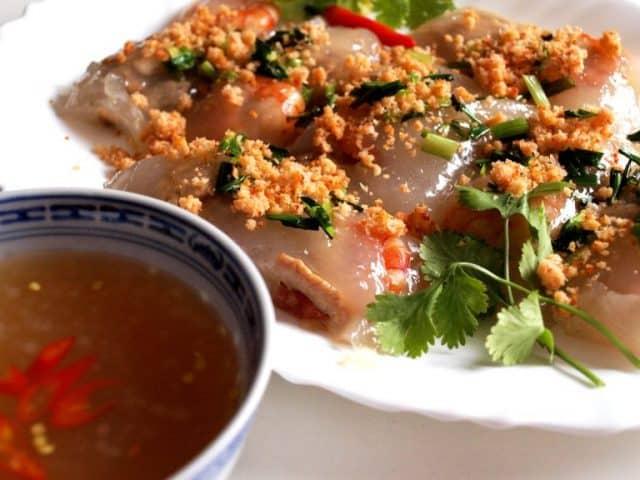 Bánh bèo đặc sản Nghệ An