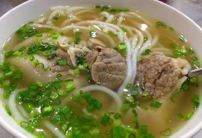 Bánh canh Trảng Bàng - ẩm thực Tây Ninh (Ảnh: Sưu tầm)