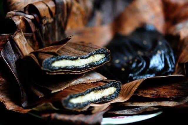 Bánh gai đặc sản Nghệ An