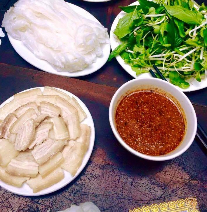 Bánh ướt Phương Lang: ẩm thực Quảng Trị