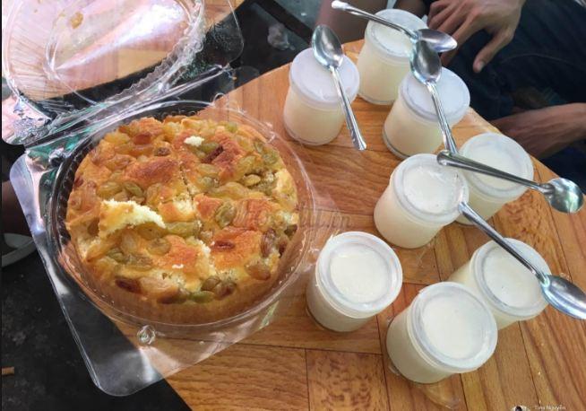 Đặc sản món bánh bông lan vũng tàu