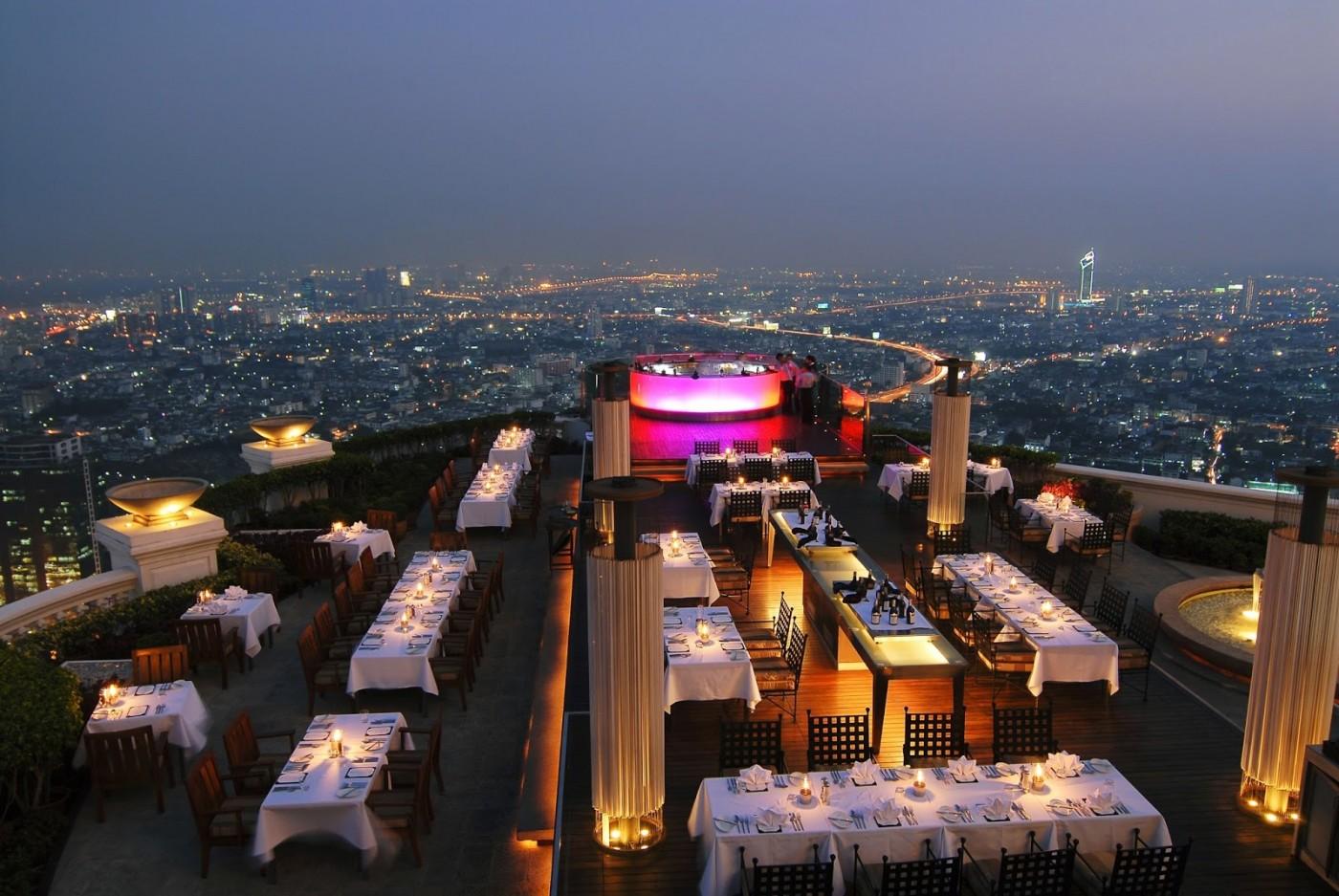 Địa điểm nổi tiếng ở Đà Nẵng - Sky bar 36