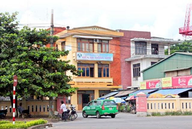 Bến xe khách Đồng Hới Quảng Bình