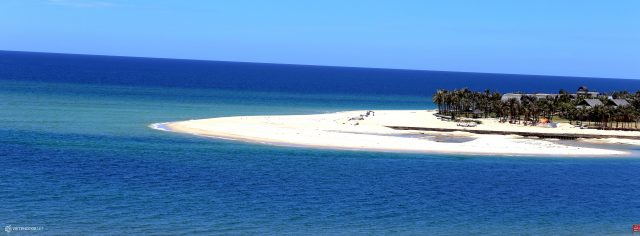 Biển Nhật Lệ – Một trong những bãi biển đẹp nhất ở Việt Nam