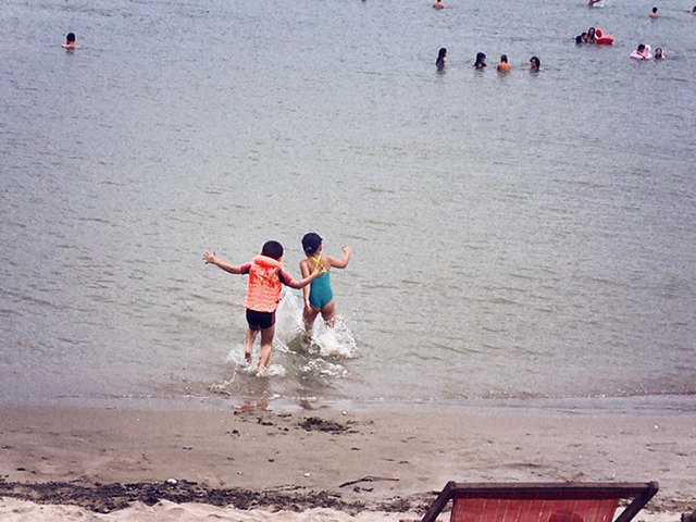 du lịch thanh hóa: bãi biển vĩnh sơn-02