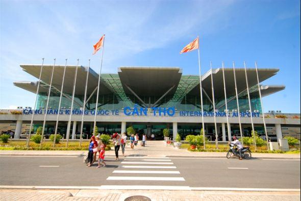 Sân bay lớn nhất và duy nhất của miền Tây Nam Bộ