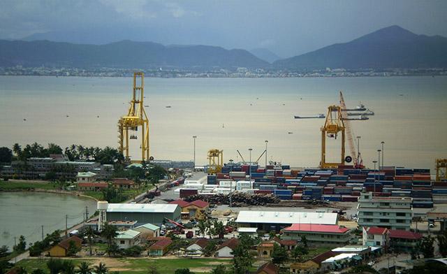 Cảng Tiên Sa - du lịch bán đảo Sơn Trà