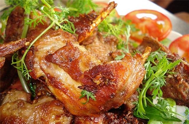 Đặc sản Thịt Chuột ngon