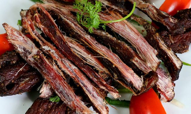 Những món ăn đặc sản nổi tiếng trên Sapa (Ảnh: ST)