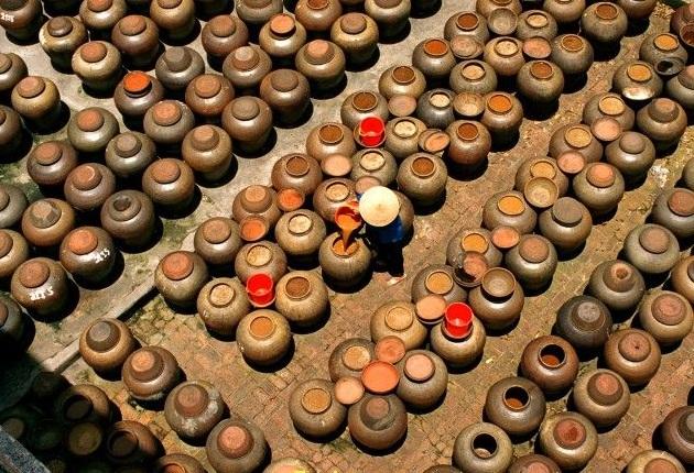 Đặc sản Nghệ An nổi tiếng - Tương Nam Đàn