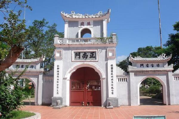 Đền Trần Nam Định