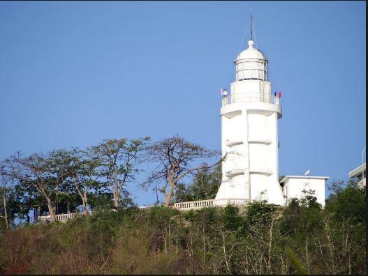 Ngọn Hải Đăng là một tháp hình trụ cao to