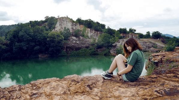 Hồ Tà Pạ - Địa điểm chụp ảnh lý tưởng