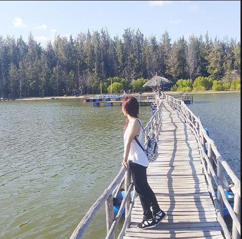 Ghé thăm Hồ Tràm và Hồ Cốc
