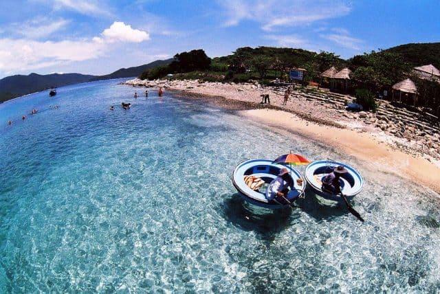 Kinh nghiệm du lịch đảo Hòn Mun Nha Trang