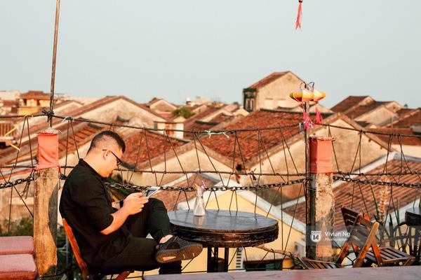 Thưởng thức cafe Hội An - địa điểm du lịch tại Đà Nẵng