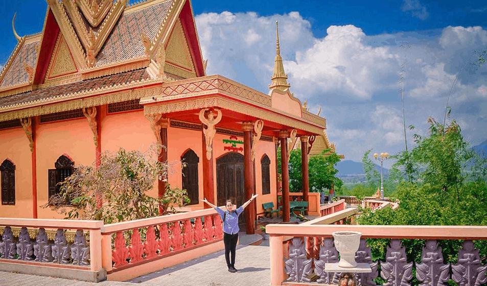 Khám phá chùa Tà Pạ