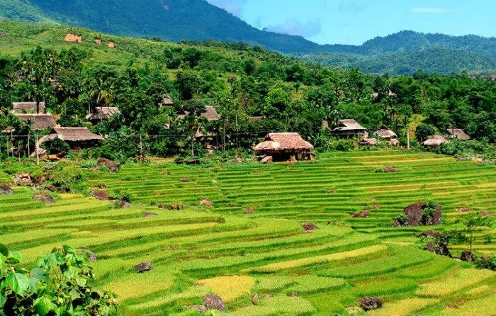 Địa điểm du lịch Thanh Hóa: Thung lũng kho mường