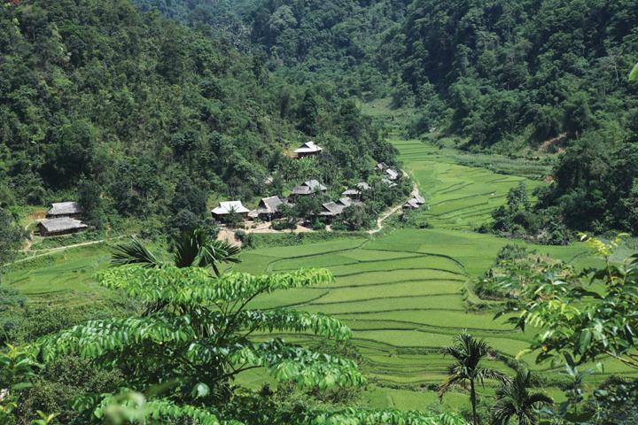 Địa điểm du lịch thanh hóa: kho Mường