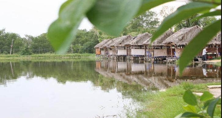 Khu du lịch sinh thái câu cá Xuân Hương tp. HCM