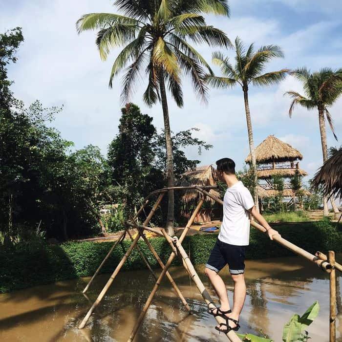 Có một miền Tây thu nhỏ ngay bên hông Sài Gòn