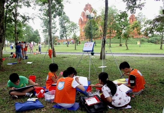 làng văn hóa các dân tộc Việt Nam