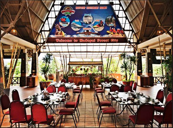 Ẩm thực khu du lịch sinh thái Sài Gòn