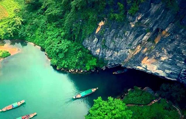 Phong Nha Kẻ Bàng - Di sản thiên nhiên Thế giới