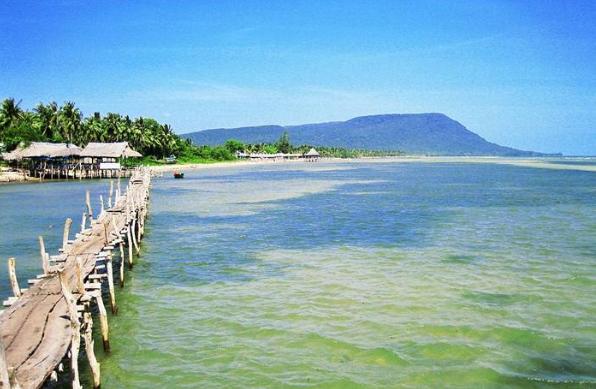 Khám phá du lịch quần đảo Bà lụa Kiên Giang