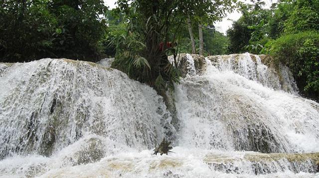 Suối Hiêu: địa điểm du lịch Thanh Hóa