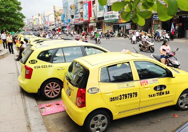 Bạn có thể sử dụng dịch vụ taxi Đà Nẵng