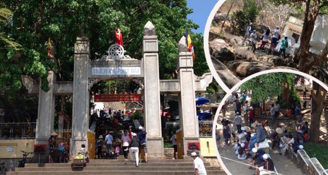Chùa Nổi Tiếng Vũng Tàu - Thích Ca Phật Đài