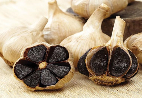 Black Garlic (Collected Source)
