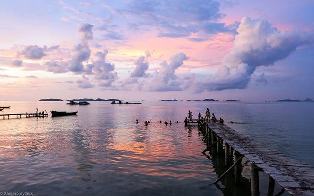 Đầm Đông Hồ (Ảnh: Sưu tầm)