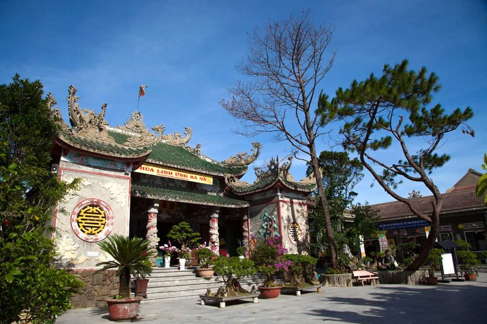 Chùa Linh Ứng Bà Nà - địa điểm du lịch BÀ NÀ