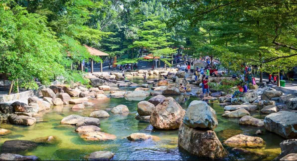 Một trong địa điểm du lịch 1 ngày gần Sài Gòn thu hút nhất