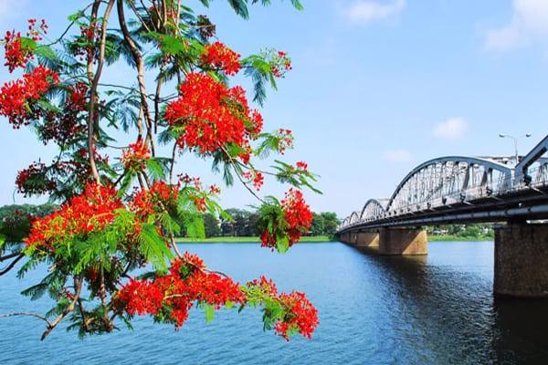 Sông Hương - Kinh nghiệm du lịch Huế