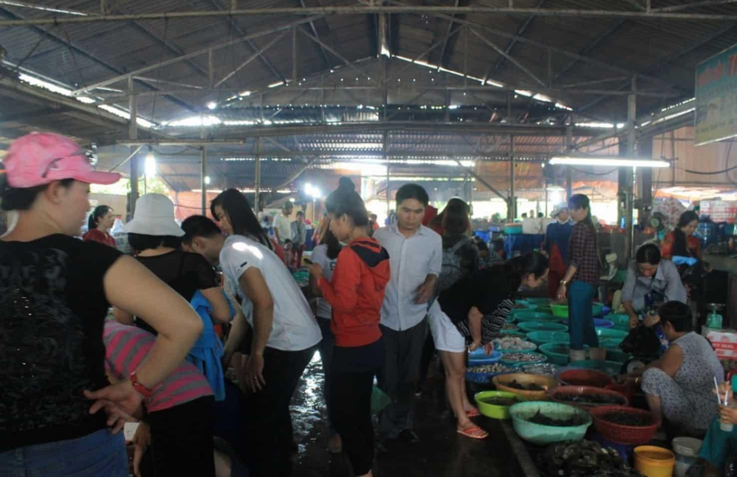 Chợ Cần Giờ, Thành phố Hồ Chí Minh