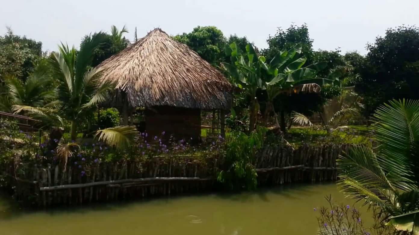 khu du lịch sinh thái Tứ Phương Thất Đảo gần Sài Gòn