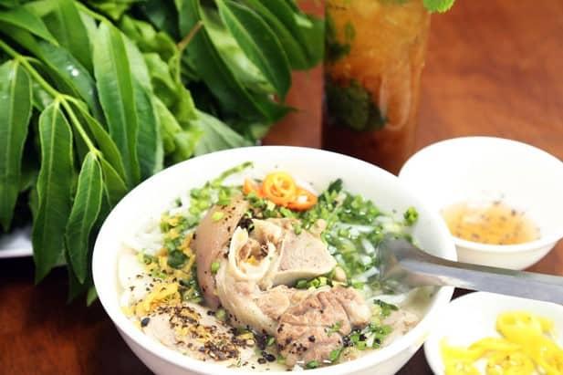 Ẩm thực Sài Gòn món bánh canh Trảng Bàng nổi tiếng